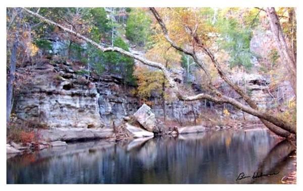 Heber Springs Photograph - Coon Creek by Brian Hubmann