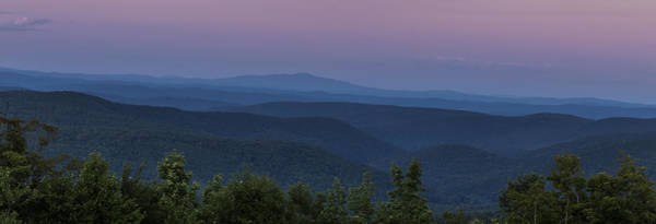 Photograph - Cooper Hill Dusk II by Tom Singleton