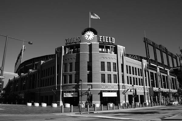 Photograph - Coors Field - Colorado Rockies 14 by Frank Romeo