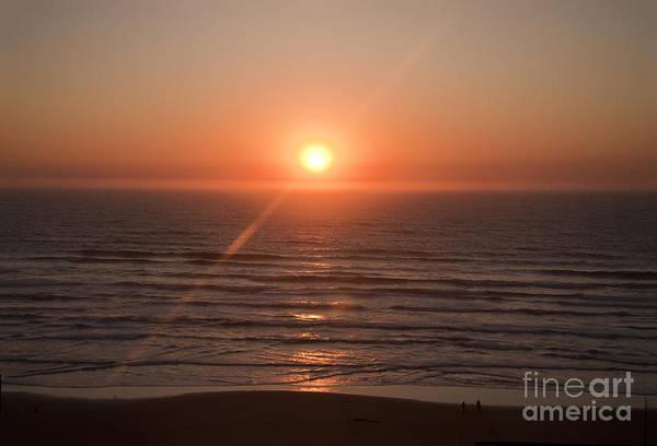 Photograph - Coos Bay Sunrise by Brenda Kean