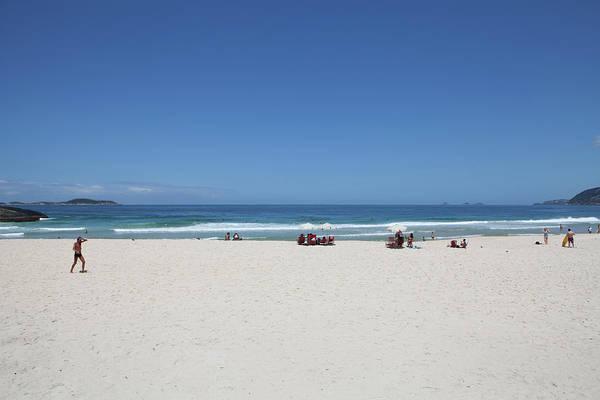 Beach Holiday Photograph - Copacabana Beach by James And James