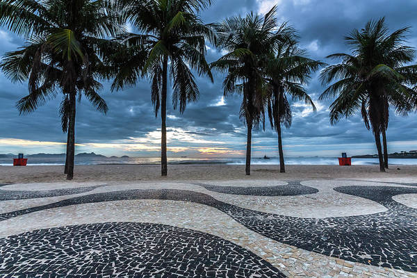 Travel Destinations Photograph - Copacabana by Marcelo Freire Photography