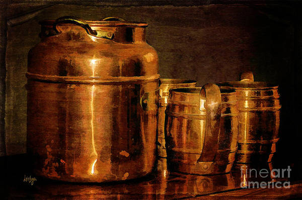 Photograph - Copper by Lois Bryan