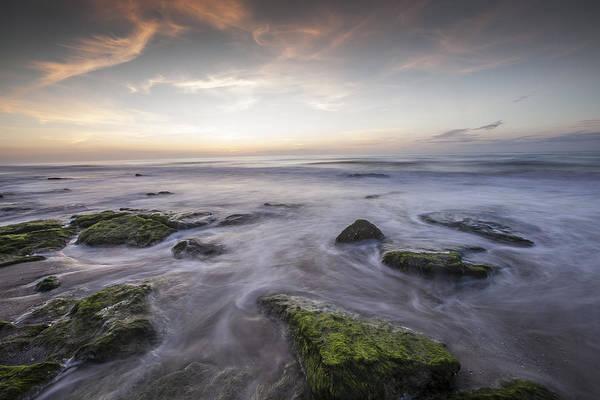 Photograph - Coquina Sunrise by Doug McPherson