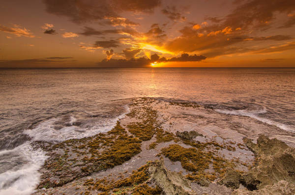 Wall Art - Photograph - Coral Island Sunset by Tin Lung Chao