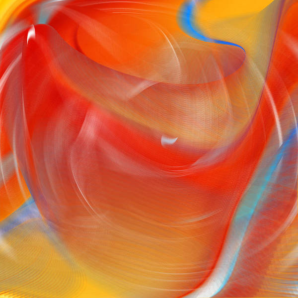 Digital Art - Corazon - A Matter Of The Heart by rd Erickson