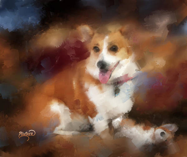 Wall Art - Pastel - Time For Play by Patricia Lintner