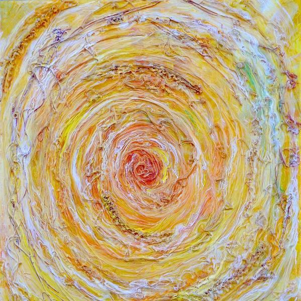 Painting - Coriolis I by Regina Valluzzi