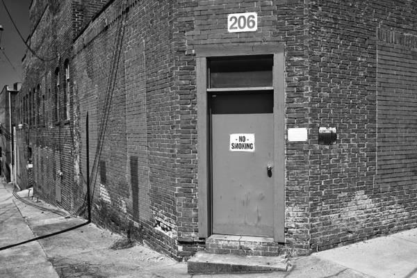 Photograph - Corner Door by Patrick M Lynch