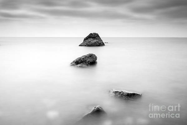 Cornwall Photograph - Cornish Seascape  by John Farnan