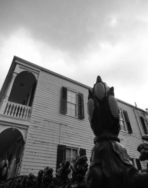 Photograph - Cornstalk Hotel In New Orleans by Louis Maistros