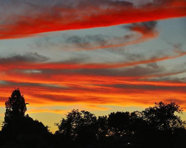 Corona Sunset Art Print by Jim Robinson