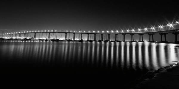 Best Seller Photograph - Coronado Bay Bridge by Ryan Weddle