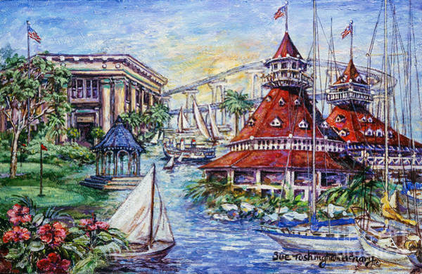 Painting - Coronado Heritage by Glenn McNary