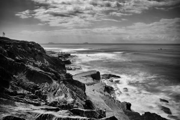 Cabrillo Photograph - Coronado Islands From Cabrillo by Tanya Harrison