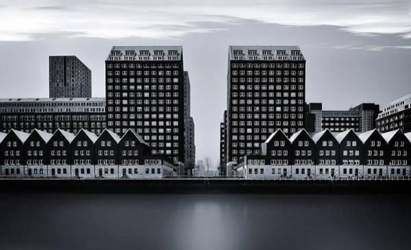 Buildings Wall Art - Photograph - Corridor by Ercan Sahin