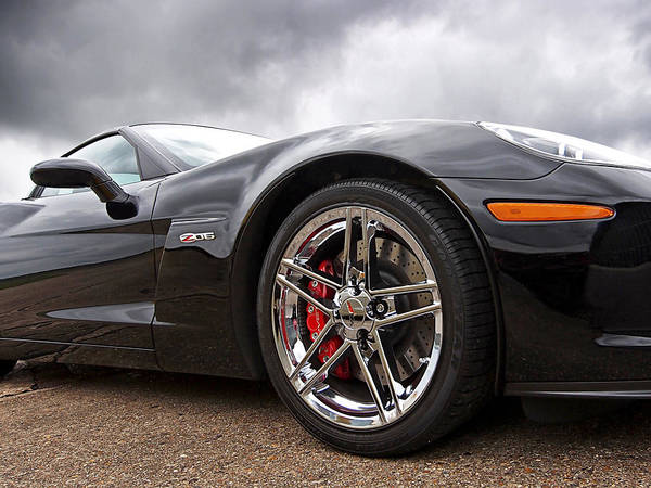 Photograph - Corvette Z06 by Gill Billington