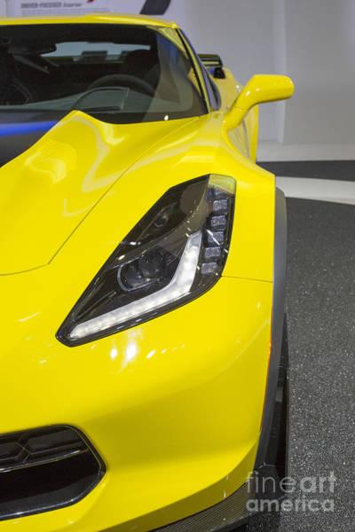 Photograph - Corvette Z06 by Jim West
