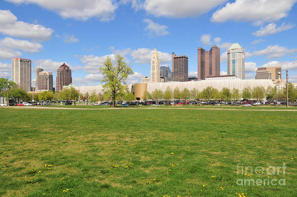 D7l-89 Cosi Columbus Photo Art Print