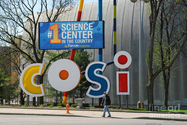 D7l-80 Cosi Columbus Photo Art Print