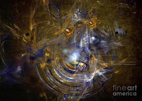 Painting - Cosmic Bubbles by Alexa Szlavics