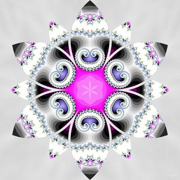 Digital Art - Cosmic Crown by Derek Gedney