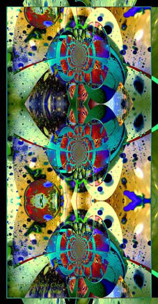 Photograph - Cosmic Cuckoo Clock by Robert Kernodle