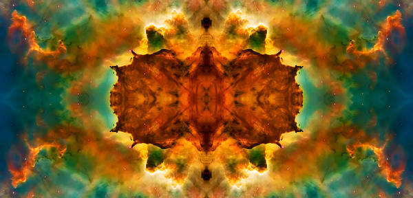Wall Art - Photograph - Cosmic Kaleidoscope 2  by Jennifer Rondinelli Reilly - Fine Art Photography