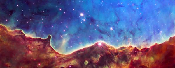 Wall Art - Photograph - Cosmic Landscape  by Jennifer Rondinelli Reilly - Fine Art Photography