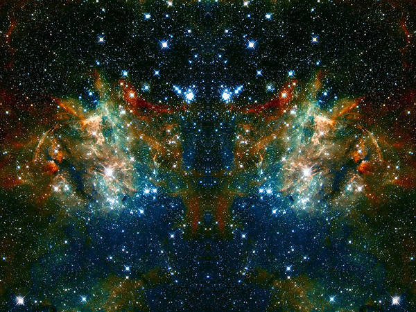 Wall Art - Photograph - Cosmic Phoenix  by Jennifer Rondinelli Reilly - Fine Art Photography
