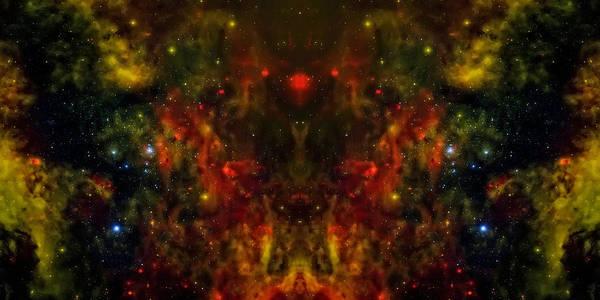 Wall Art - Photograph - Cosmic Reflection 6 by Jennifer Rondinelli Reilly - Fine Art Photography