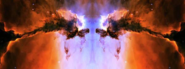 Wall Art - Photograph - Cosmic Release by Jennifer Rondinelli Reilly - Fine Art Photography