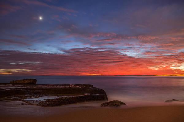 Photograph - Cosmic Sunset by Cliff Wassmann