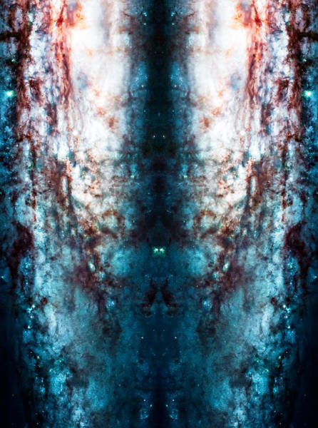 Wall Art - Photograph - Cosmic Winter by Jennifer Rondinelli Reilly - Fine Art Photography