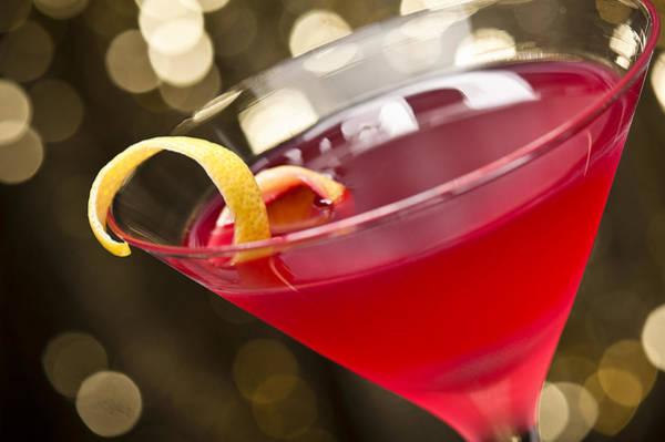 Photograph - Cosmopolitan Cocktail by U Schade