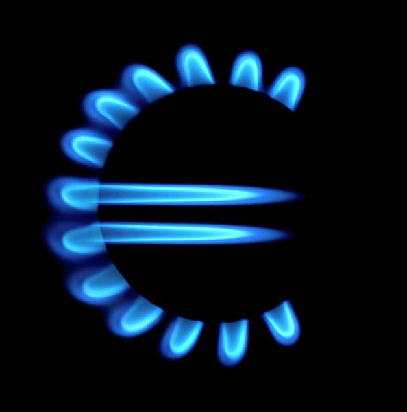 Cost Of Gas Art Print