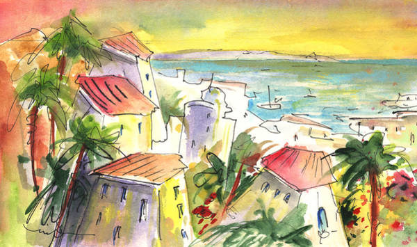 Painting - Costa Adeje 04 by Miki De Goodaboom
