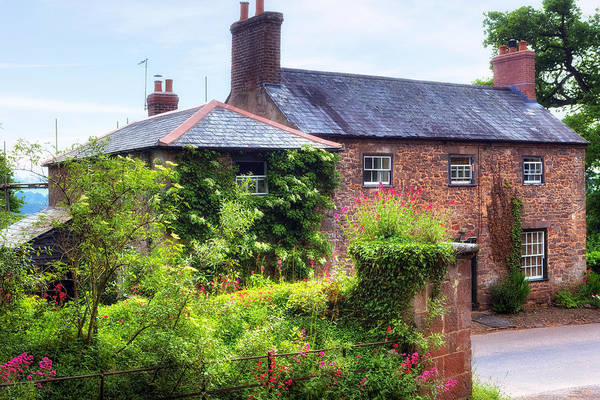 English Cottage Photograph - Cottage In England by Joana Kruse