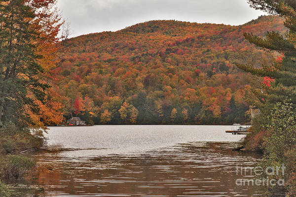 Photograph - Cottages On Greenwood Lake by Charles Kozierok