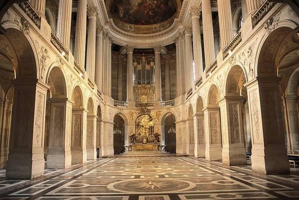 Wall Art - Photograph - Cotte, Robert De 1656-1735. Palace by Everett