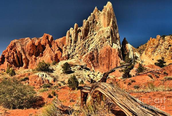 Photograph - Cottonwood Narrows Side Show by Adam Jewell