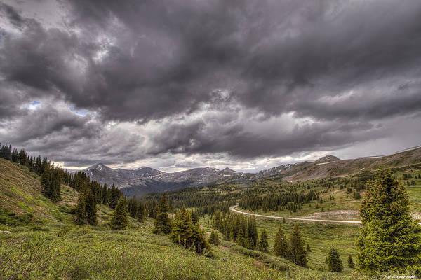 Photograph - Cottonwood Pass by Jeff Niederstadt