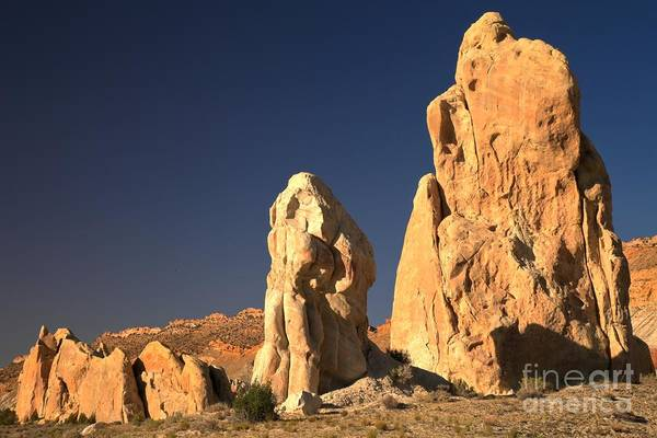 Photograph - Cottonwood Towers by Adam Jewell