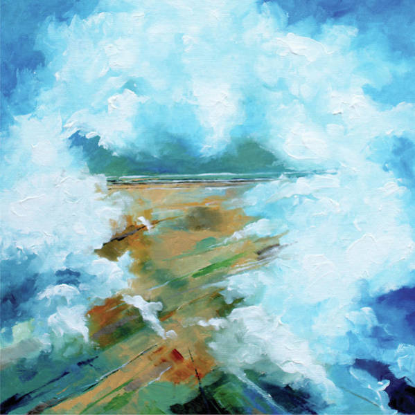 Skyscape Painting - Could IIi by Stuart Roy