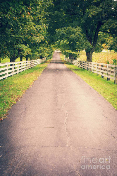 Photograph - Country Back Roads by Edward Fielding
