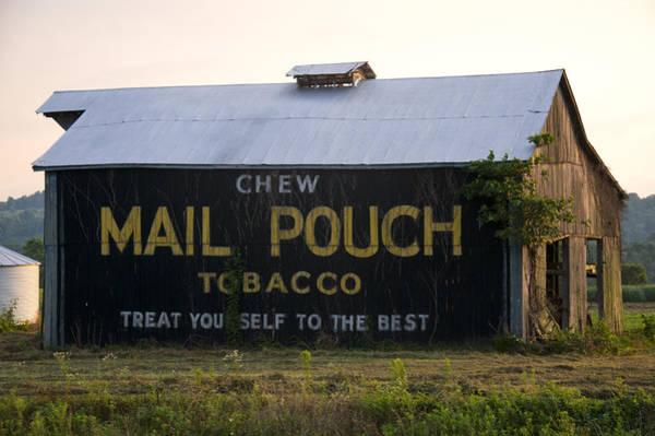 Digital Art - Country Barn Ad by Chris Flees