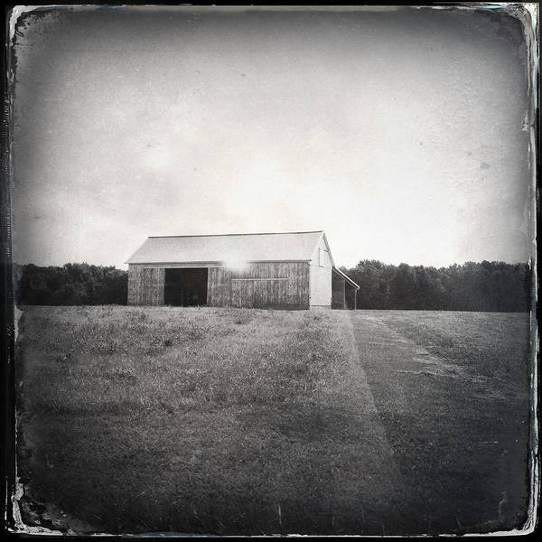 Photograph - Country Barn by Natasha Marco