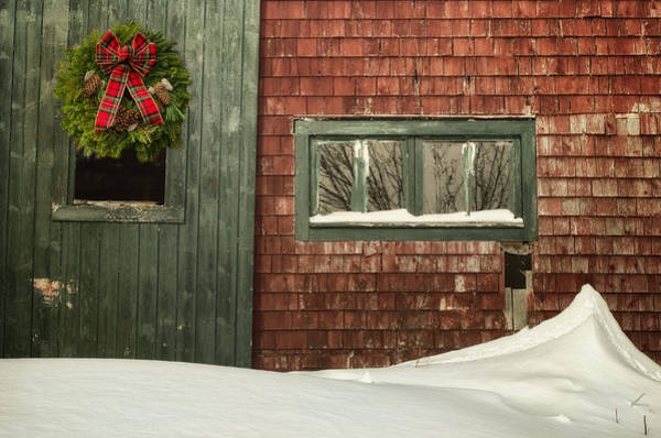 Wall Art - Photograph - Country Christmas by Susan Capuano