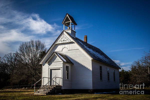 Photograph - Country Church by Jim McCain
