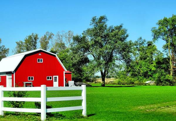 Wall Art - Photograph - Country Living by Dan Sproul